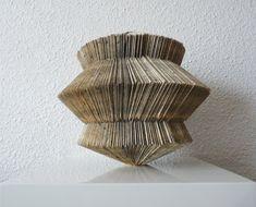 Book Art Sculpture
