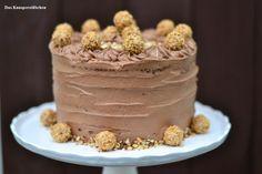 Nougat-Giotto-Torte: Nicht nur für Chocoholics ⋆ Knusperstübchen