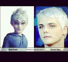 Yes Jack fangirls...In our band fandoms we have a real life Jack Frost and he's perfect<<<<<<<AAAAAAAHHHHHMAHGAHD  YUUUUSS!!!!!!!!!!!