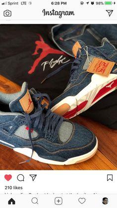 differently 94dba 126d8 Fresh Kicks, Air Jordans, Sneakers, Jordan 4, Shoes, Fashion, Trainers