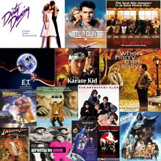 1980's Movies... love love love!!