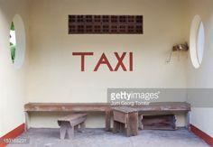 Stock Photo : Taxi waiting stop Waiting Rooms, Taxi, Corner, Stock Photos, Phone, Photography, Home Decor, Urban, Telephone