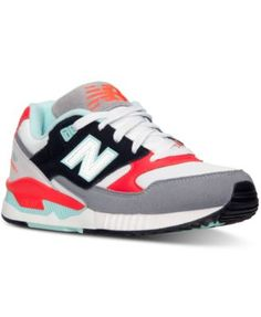 6d34f207b2c3 New Balance Women s 530 Casual Sneakers from Finish Line Shoes - Finish  Line Athletic Sneakers - Macy s