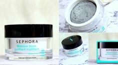 Sephora Mud Mask - Purifying and Mattifying | Review
