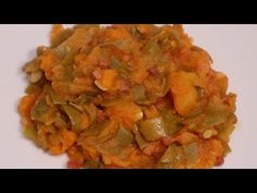 Guacamole, Cabbage, Vegetables, Ethnic Recipes, Youtube, Food, Green Beans, Ethnic Food, Cooking Recipes