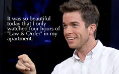 """12 Killer John Mulaney Stand-up Jokes. John co-created and co-writes the character """"Stefon"""" on SNL with Bill Hader. He is hilarious."""