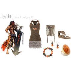 Jecht from Final Fantasy X
