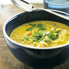 Easy Cooking, Thai Red Curry, Food And Drink, Healthy Eating, Yummy Food, Ethnic Recipes, Soups, Country French, Drinking