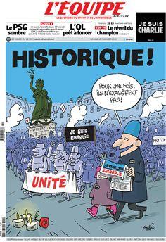 #jesuischarlie - Rendez-vous sur notre blog ! http://studiocigale.fr/blog-1/