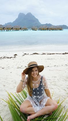 Soaking up the beautiful sun in Bora Bora, so pleased to have gotten the opportunity to travel here and experience life in an overwater bungalow! Summer is my favourite time of year!