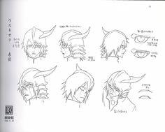 Ulquiorra schiffer - Ref. Bleach Anime, Bleach Fanart, Manga Drawing Tutorials, Manga Tutorial, Character Poses, Character Design References, Bleach Characters, Anime Characters, Soul Eater