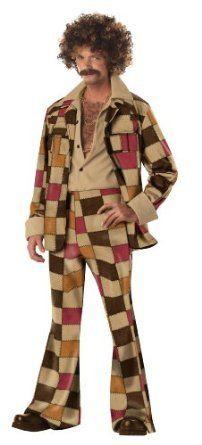 California Costumes Men's Disco Sleaze Ball Costume