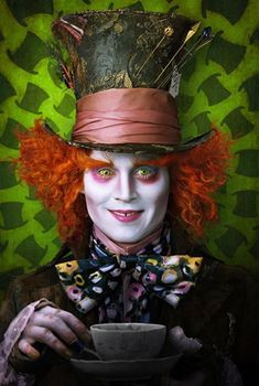 Cant forget Johnny the best hatter ever