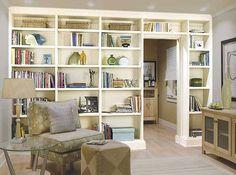 Shelves oh shelves!