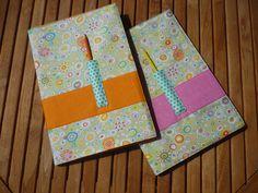 Funda llibreta + estoig pels colors