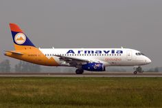 Armavia Sukhoi Superjet