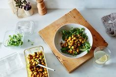 Joan's on Third's Curried Chickpeas Recipe on Food52
