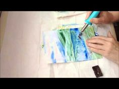 Encaustic Art Video Demonstrations and Tutorials