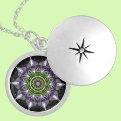 Flower Pendant  $31.75 per #necklace