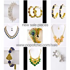 shop sale pieces.  www.popofchic.com