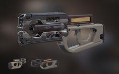 Arc gun