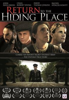 Now on Pre-order! Checkout the movie Return to the Hiding Place on Christian Film Database: http://www.christianfilmdatabase.com/review/return-to-the-hiding-place-war-of-resistance/