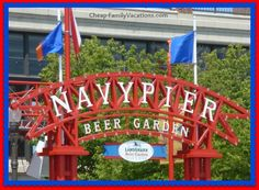 Navy Pier Chicago.....Great info for family vacations to Chicago.... http://www.cheap-familyvacations.com/chicago-with-kids.html