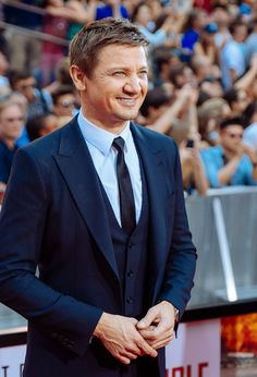 Jeremy Renner Photos: 'Mission Impossible - Rogue Nation' New York Premiere - Outside Arrivals