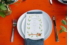 kinfolk campfire dinner menu