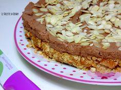 Torta Mousse al Cioccolato senza Cottura | Le Ricette di Berry
