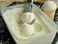 Delikatne lody kokosowe z dodatkiem ziaren wanilii, która podkręca smak kokosa. W sam raz dla tych co lubią lody o łagodnym charakterze :) 1 puszka mleczka kokosowego 1 szklanki śmietanki kremówki …