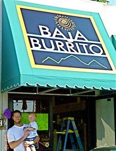 Baja Burrito - Nashville