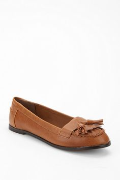 BDG Fringe Loafer from Urban Outfitters