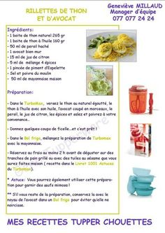 Visit the post for more. Tupperware Recipes, Flan, Entrees, Smoothies, Tapas, Desserts, French Recipes, French Tips, Food Recipes