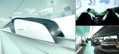 Un TGV australien qui rime avec design, vitesse et écologie