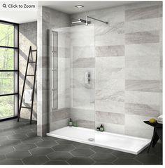 Like the wall tiles & 2 walls tiled open