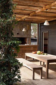 a stunning beach house in punta del este, uruguay | Flickr: Intercambio de fotos