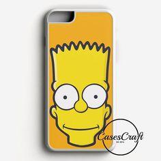 Bart Simpsons iPhone 7 Case   casescraft