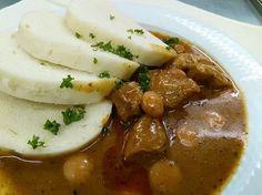 Druh receptu: Jedlá s mäsom - Page 10 of 56 - Mňamky-Recepty. Czech Recipes, Russian Recipes, Ethnic Recipes, No Salt Recipes, New Recipes, Cooking Recipes, Chana Masala, Stew, Curry
