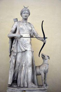 Statue of Artemis, Museo Chiaramonti, Vatican Museums