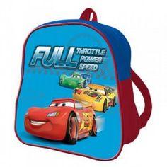 Disney - Sac à dos (24 cm) - Cars (bleu)