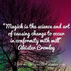 What is magick?