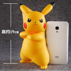 19cm Cute Creative Pikachu Piggy Bank Coin Box Money Bank Coin Action Figure Kids Christmas Birthday Gift Free Shipping //Price: $US $5.25 & FREE Shipping //     #clknetwork