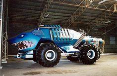 Crazy Car Designs