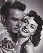MONTGOMERY CLIFT DONNA REED Vintage 1953 FROM HERE TO ETERNITY Portrait Photo