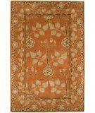 RugStudio presents Jaipur Rugs Poeme Rodez PM57 Pumpkin/Pumpkin Hand-Tufted, Good Quality Area Rug