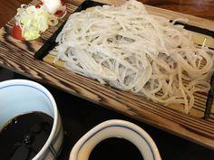 Buckwheat noodle Buckwheat Noodles, Coconut Flakes, Ramen, Spices, Ethnic Recipes, Food, Spice, Meals, Yemek