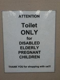 Dear commas, we miss you...
