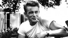 James Dean was the progenitor of the simple rebellious look – slicked back hair, blue jeans, a well-fitted white t-shirt and a leather jacket (or red windbreaker).