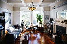 "A Warm & Cozy ""Quintessential"" San Francisco Apartment — House Call"